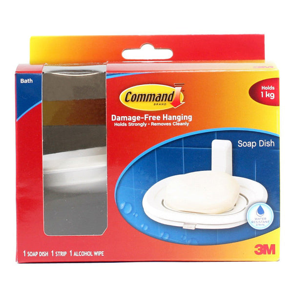 Command™ 17622B Soap Dish - 1HomeShop.sg