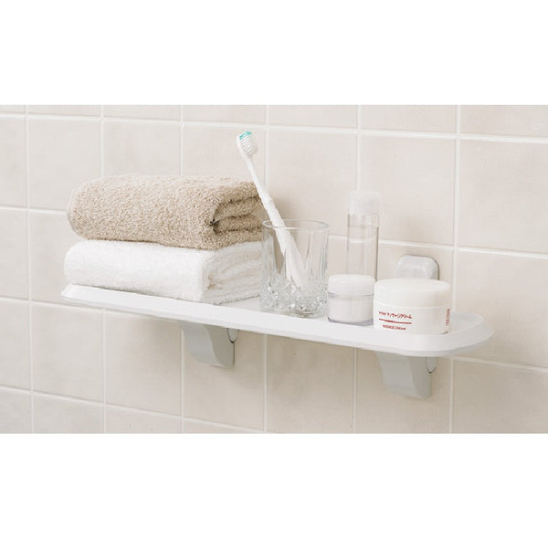 Command™ 17628B Plate Shelf Bath - 1HomeShop.sg