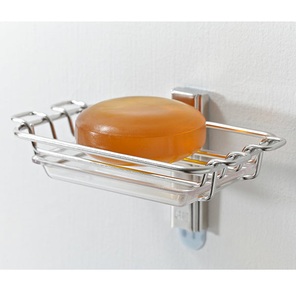 Command™ 17675B Stainless Steel Soap Holder - 1HomeShop.sg