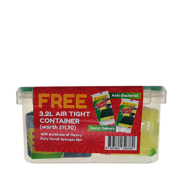 Scotch-Brite® 213CP Container Value Pack - 1HomeShop.sg