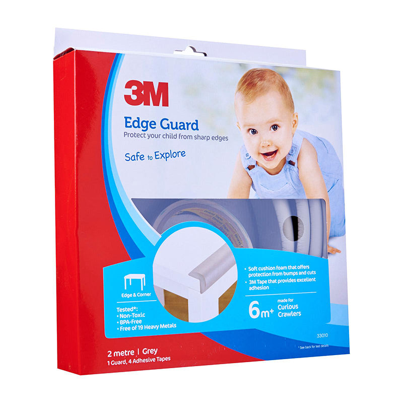 33010 Edge Guard 2m (Grey) - 1HomeShop.sg
