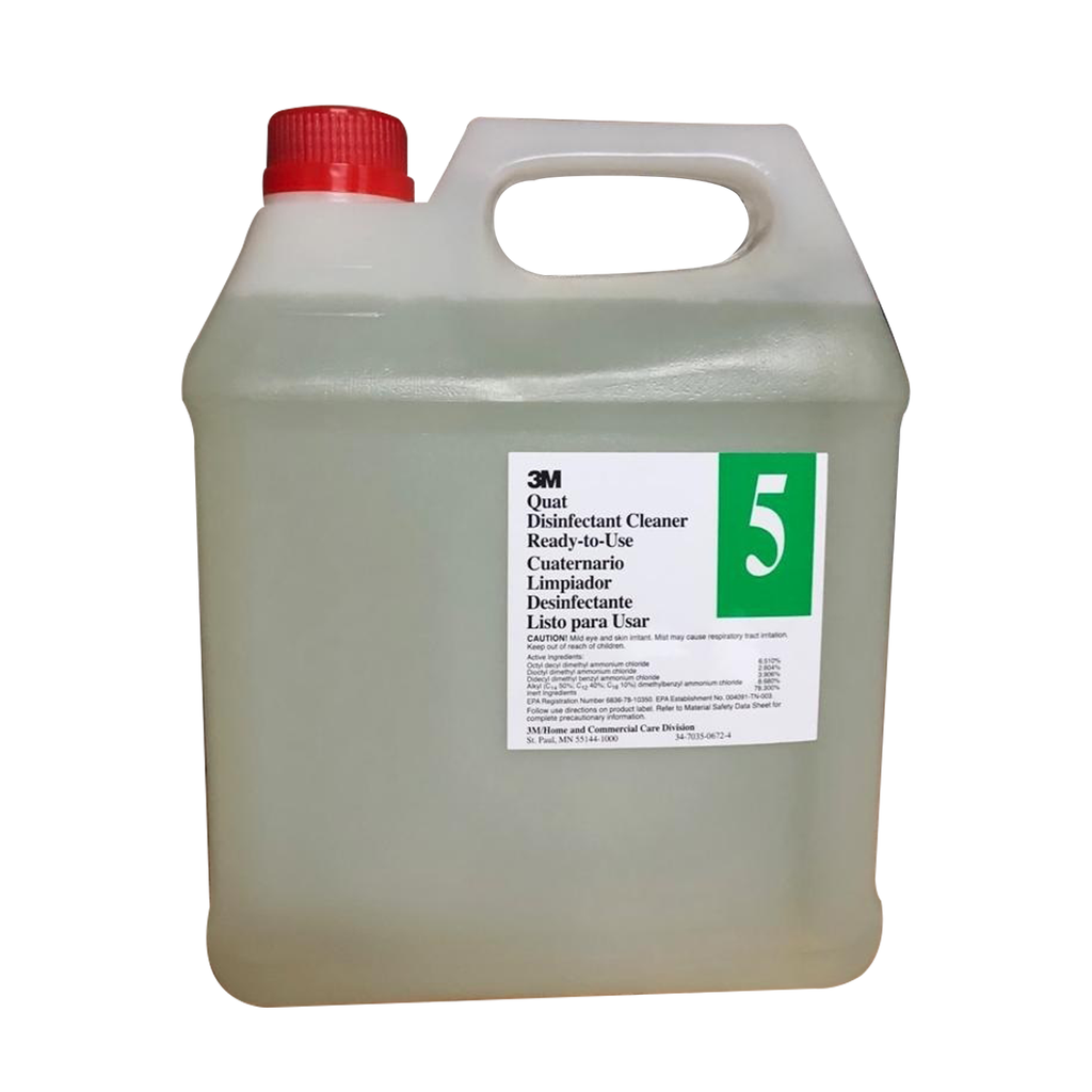 3M™ Disinfectant Cleaner, 5L - 1HomeShop.sg