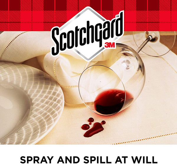 ScotchGard™ 4106-10-4 Fabric Water Shield Protector