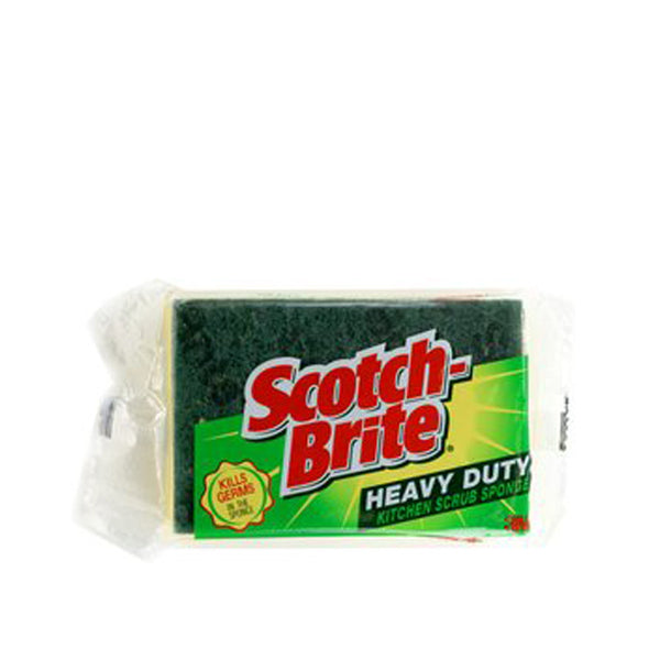 Scotch-Brite® 420 Heavy Duty Scrub Sponge - 1HomeShop.sg