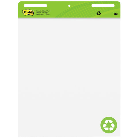 "Post-it® 559RP Recycled Easel Pad White, 25x30"" - 1HomeShop.sg"