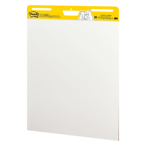 "Post-it® 559 Easel Pad White, 25x30"" - 1HomeShop.sg"