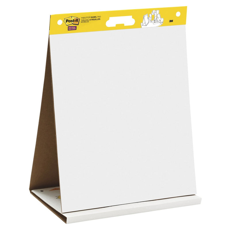 "Post-it® 563R Tabletop Easel Pad, 20x23"" - 1HomeShop.sg"