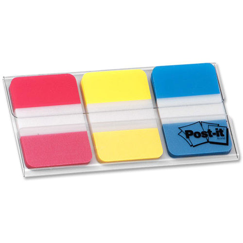 Post-it® 686-RYBT Durable Tabs - 1HomeShop.sg