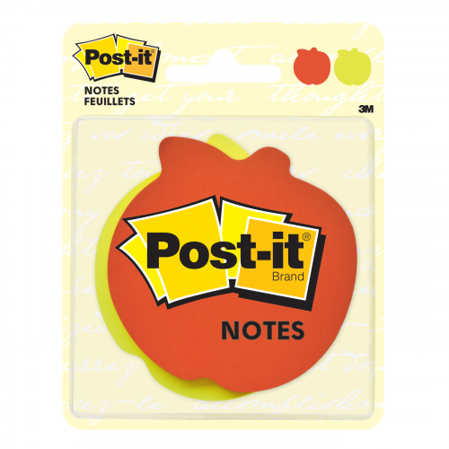 Post-it® 7350-APL Super Sticky Die-cut Notes - 1HomeShop.sg