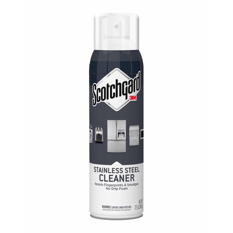 ScotchGard™ 7966-SG Stainless Steel Cleaner 17.5oz - 1HomeShop.sg