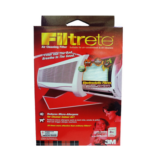 Filtrete™ 9808-2 Aircon Filter 30x60cm - 1HomeShop.sg