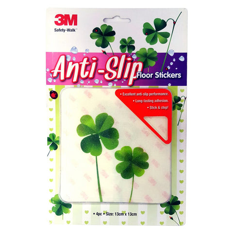 Safety-Walk™ Plant Anti-Slip Floor Stickers - 1HomeShop.sg