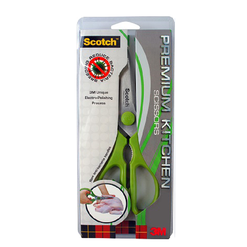 Scotch® KS-AB Anti Bacteria Kitchen Scissors - 1HomeShop.sg