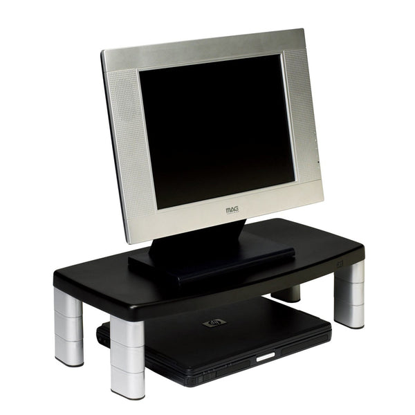 MS90B Adjustable Monitor Stand, Extra Wide - 1HomeShop.sg