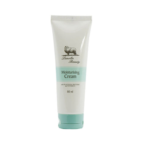 Lanolin Beauty Moisturising Cream Tube 80ml - 1HomeShop.sg