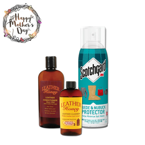 Mother's Day Leather-Care Set - 1HomeShop.sg