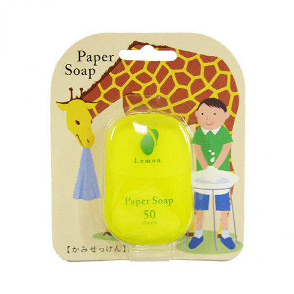 Paper Hand Washing Soap, 50 sheets - 1HomeShop.sg