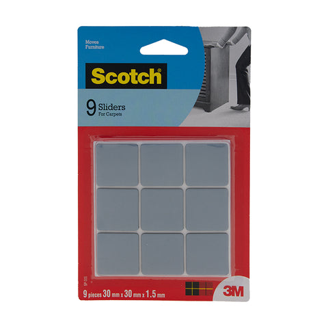 Scotch™ SP-30S Slider Squares, 30x30mm - 1HomeShop.sg