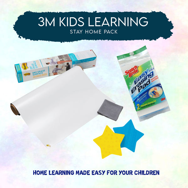 3M Kids Learning Stay Home Pack - 1HomeShop.sg