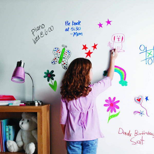 Post-it® DEF3X2 Dry Erase Surface, 3x2ft - 1HomeShop.sg