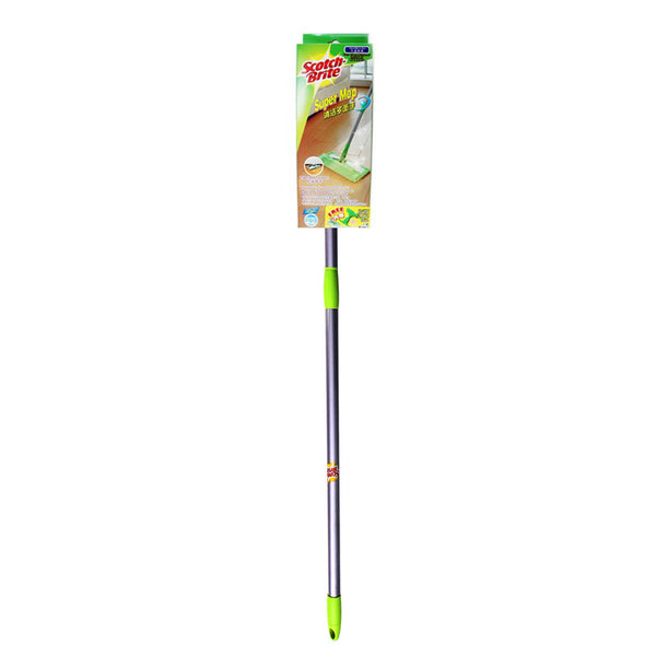 Scotch-Brite® F1-SR Super Mop w Scrapper - 1HomeShop.sg