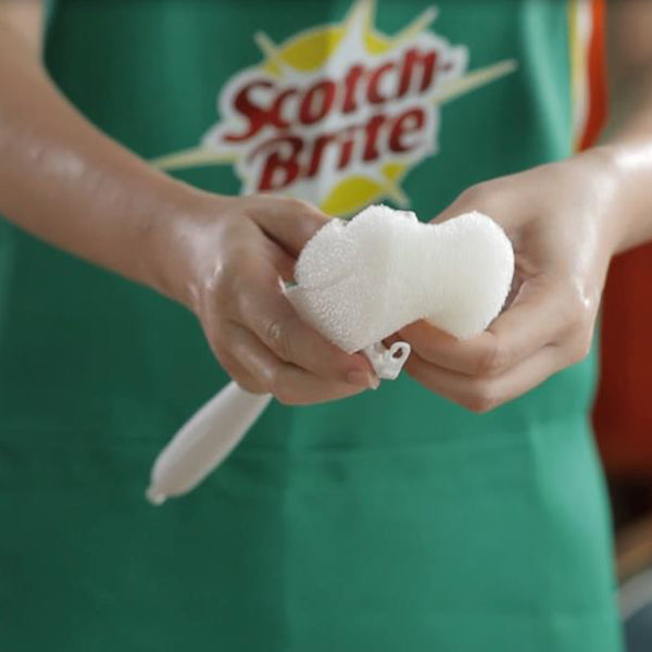 Scotch-Brite® GBS, Glass and Bottle Scrubber - 1HomeShop.sg