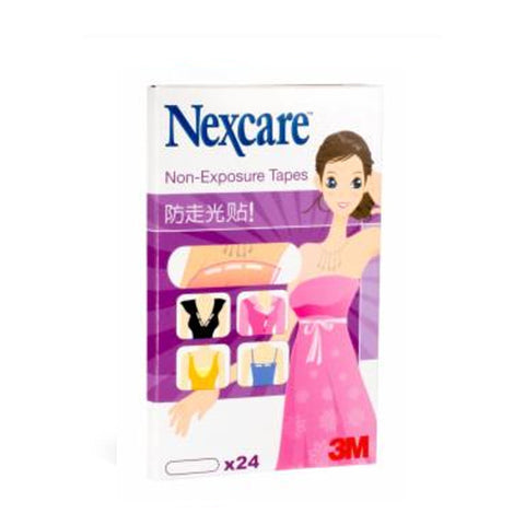 Nexcare™ Non-Exposure Tapes 24s - 1HomeShop.sg