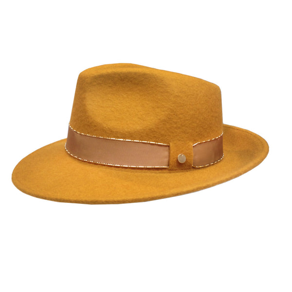 Fedora / Moutarde