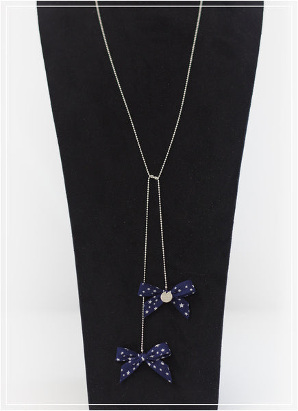 Collier noeuds liberty