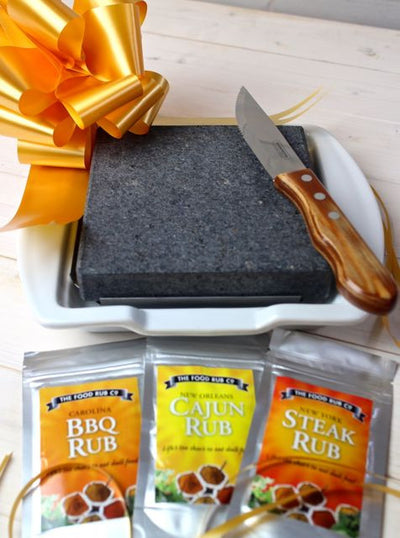 Black Rock Grill gift sets - perfect for people who love a good steak!