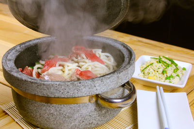 Shabu Shabu, Swish, Swish Live Japanese Cooking Rocks