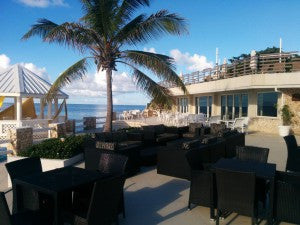 Summer Al Fresco Dining with Hot Rock Cooking – Black Rock Grill