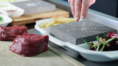 Benefits of Steak Stone Cooking