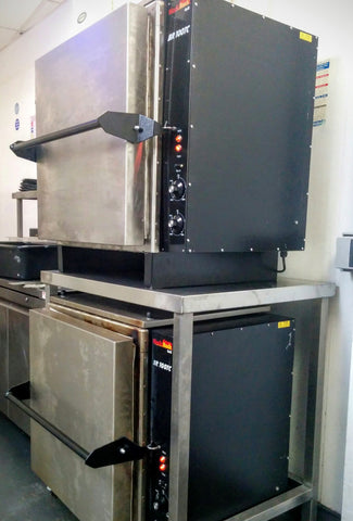 BR108 rock ovens By Black Rock Grill