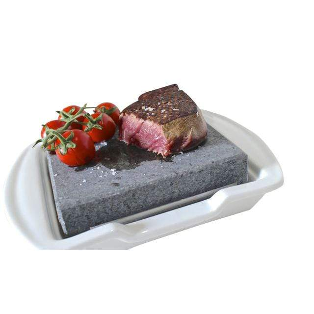 Black Rock Grill Black Rock Grill Steak Stone & Plate Set