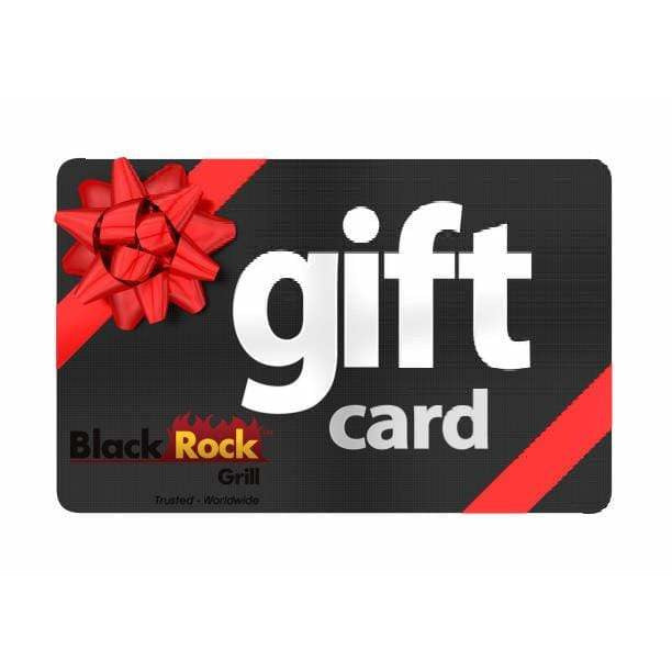 Black Rock Grill Gift Card Black Rock Grill Gift Card