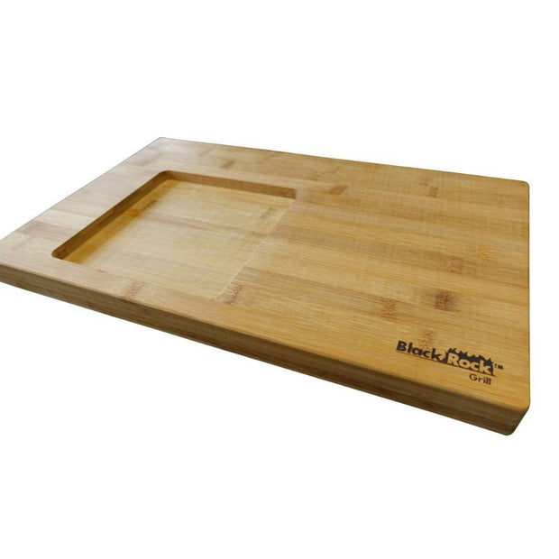 Black Rock Grill GP-6- Bamboo boards for Steak On the Stone sets- Case of 6