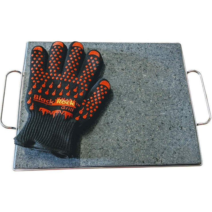 Black Rock Grill Granite Baking Stone Gift Set