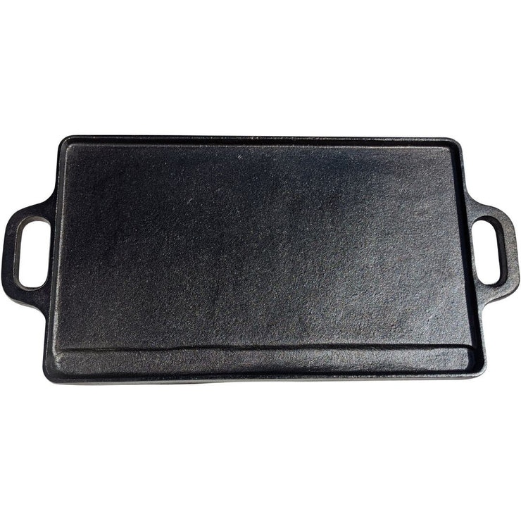 Black Rock Grill griddle Reversible Cast Iron Griddle