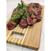 Black Rock Grill Large Wooden Charcuterie Paddle Serving Board