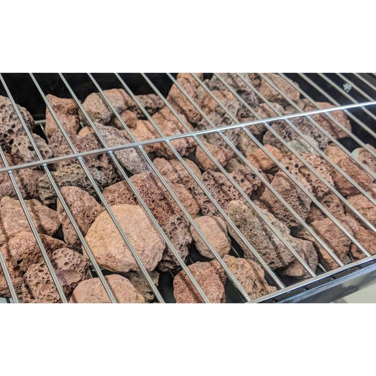 Black Rock Grill Lava Rocks, 3-6cm / 30mm- 60mm