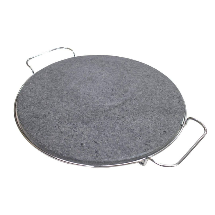 Black Rock Grill Pizza Stone Granite Pizza Baking Stone Gift Set – 14″ / 36cm