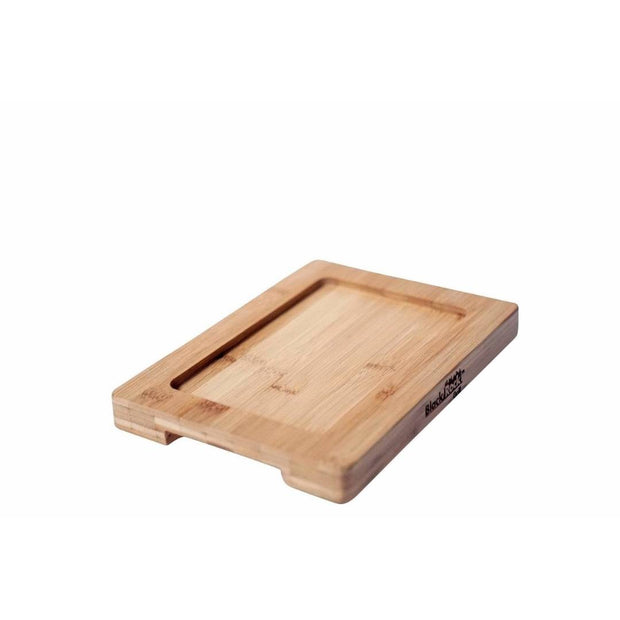 Black Rock Grill wooden board GP-28 Bamboo Board for the Hot Steak Stones Cooking Rock Set- Case of 12