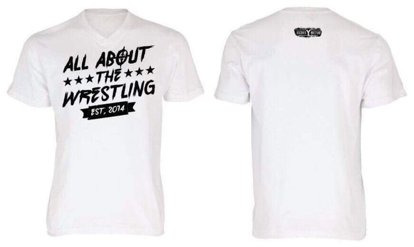 All About The Wrestling - T-Shirt (Short Sleeved)