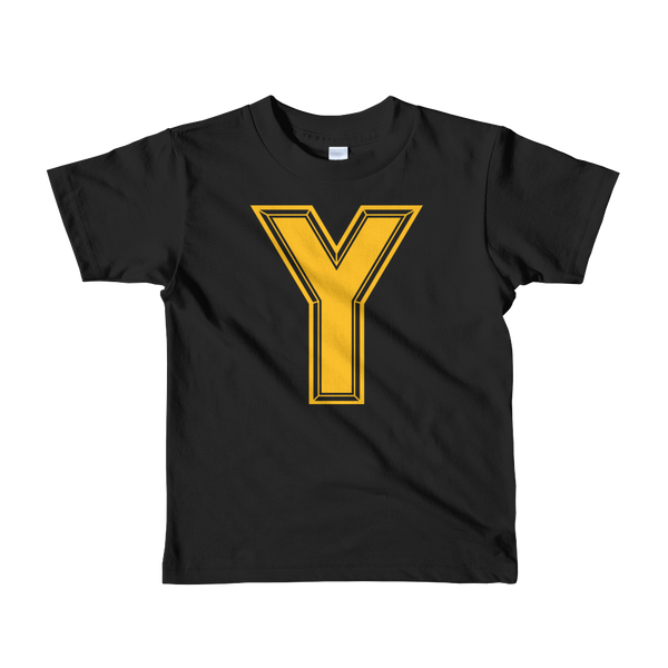 Y Logo Short sleeve kids t-shirt