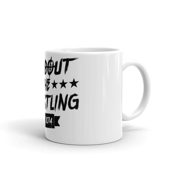 Discovery Wrestling - All About The Wrestling Mug