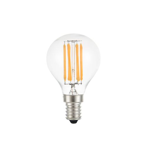 Golf Ball Filament LED Light Bulbs