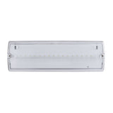3W Emergency Exit Bulkhead Non Maintained External IP65 - Pod Lamps