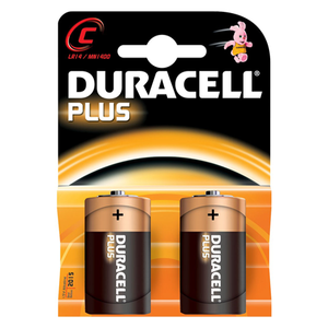 Duracell Plus C Battery