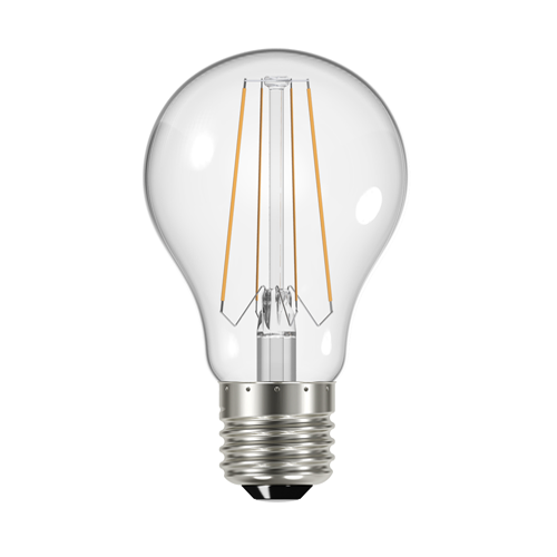 Dimmable GLS Filament LED Light Bulb 12W E27 2700K - Pod Lamps